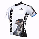 cheap Cycling Jerseys-ILPALADINO Men's Short Sleeve Cycling Jersey Cartoon / Animal Bike Jersey, Quick Dry, Ultraviolet Resistant, Breathable Polyester