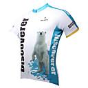 cheap Cycling Jerseys-ILPALADINO Men's Short Sleeve Cycling Jersey Cartoon / Animal Bike Jersey, Quick Dry, Ultraviolet Resistant, Breathable