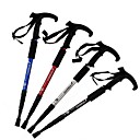 cheap Trekking Poles-3 Sections Walking Poles / Trekking Poles 110cm (43 Inches) Damping Carbide Aluminum Alloy 6061 / Aluminum Alloy Hiking / Backcountry