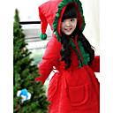 baratos Cubos de Rubik-Ternos de Papai Noel Fantasias de Cosplay Crianças Natal Festival / Celebração Trajes da Noite das Bruxas Sólido