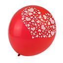 baratos Balões-Bolas Balões Coração Para Meninos Para Meninas Festa Diversão Inflável Clássico Brinquedos Dom