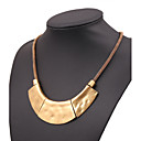cheap Necklaces-Women's Statement Necklace - European Black, Silver, Rose Gold Necklace For Party