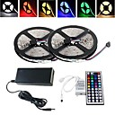 Tiras LED Flexibles Sets de Luces Tiras de Luces RGB AC100-240 10 leds RGB