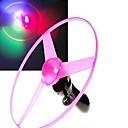 abordables Jouets Aimantés-les trois lampe disque volant lumineux (couleurs aléatoires)