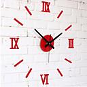 preiswerte Clock Parts-Modern/Zeitgenössisch Acryl Kreisförmig Drinnen,AA