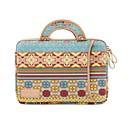 hesapli Mum Hediyelikler-Lisen 13 '14' '15''bohemia tarzı koruyucu kılıf dizüstü bilgisayar çantası (çeşitli renklerde)
