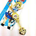 preiswerte Anime Cosplay Zubehör-Schmuck Inspiriert von Fairy Tail Cosplay Anime Cosplay Accessoires Halsketten Aleación Damen heiß Halloween Kostüme