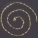 preiswerte Modische Halsketten-Klobig Ketten / Halskette - Retro, Party, Büro Modische Halsketten Schmuck Für Besondere Anlässe, Geburtstag, Geschenk