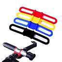 cheap Mounts & Holders-Bike Silicone Strap / Band Recreational Cycling / Cycling / Bike / BMX Synthetic Red / Green / Blue