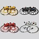 preiswerte Grips-Fahrradscheibenbremsen vorne und hinten Cable de Freno / Manivela de Freno / Rotores Discos de Freno Geländerad / Rennrad Aluminiumlegierung