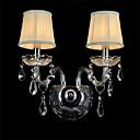 baratos Arandelas de Parede-LWD Moderno / Contemporâneo Luminárias de parede Vidro Luz de parede 90-240V / 110-120V / 220-240V Maximum 60 W