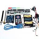 abordables Kits DIY-componentes electrónicos starter kit kit de aprendizaje kit de inicio para Arduino