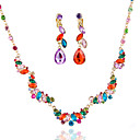 cheap Jewelry Sets-Women's Others Jewelry Set Earrings / Necklace - Regular For Wedding / Party / Special Occasion