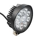 billige LED-kabinettlys-otolampara høy ytelse 9 stk 335 leds 27w spot beam mønster ip67 ledet arbeidslys