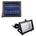 ieftine Lumini de Podea-1 buc Solar / Baterie Litiu Decorațiuni Proiectoare LED