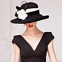 cheap Party Headpieces-Women's Wool Headpiece-Casual Hats