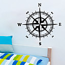 cheap Wall Stickers-Shapes Cartoon Wall Stickers Plane Wall Stickers Decorative Wall Stickers, Vinyl Home Decoration Wall Decal Wall