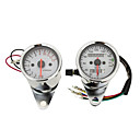 cheap Car Exterior Lights-Dual Odometer Speedometer and Tachometer Motorcycle with Backlight
