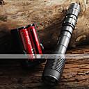 ieftine Lanterne-UltraFire Lanterne LED LED 2000 lm 5 Mod LED cu Baterii și Încărcătoare Zoomable Focalizare Ajustabilă Camping/Cățărare/Speologie