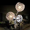 billige Vegglamper-Moderne / Nutidig Vegglamper Metall Vegglampe 110-120V / 220-240V 40W