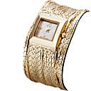 ieftine Ceas Brățară-ASJ Pentru femei Ceas de Mână Japoneză Rezistent la Apă Bandă Vintage / Casual / Modă Argint / Auriu / Roz auriu