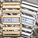 cheap Shower Faucets-ASJ Women's Wrist Watch Hollow Engraving Alloy Band Analog Bangle Silver / Gold - Silver Golden One Year Battery Life / SSUO SR626SW