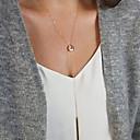 preiswerte Kindertanzkleidung-Damen Quaste Anhängerketten - Quaste, Simple Style Gold, Silber Modische Halsketten Für