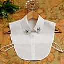 abordables Collares-Mujer Perla Collar Perla Diamante Sintético damas Lujo Moda Blanco Gargantillas Joyas Para Ocasión especial Cumpleaños Regalo