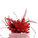 رخيصةأون أزهار الزفاف-زهور الزفاف باقات باقة ورد في رسغ ديكور زفاف جميل أخرى أزهار اصطناعية زفاف مناسبة خاصة حفل / مساء مادة تول شيفون جلد دانتيل 0-20cm