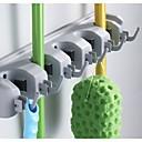 preiswerte Haken-Kunststoff Oval Zuhause Organisation, 1pc Werkzeugordner / Küchenhaken / Haken