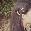baratos Acessórios de Cabelo-Liga Pino de cabelo com 1 Casual / Ao ar livre Capacete