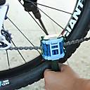 cheap Bells & Locks & Mirrors-Chain Cleaner Brush Portable Recreational Cycling / Fixed Gear Bike / Mountain Bike / MTB PE Green