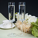 cheap Women's Sandals-Personalized Toasting Flutes MR and MRS(Set of 2) Wedding Reception