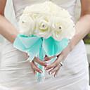 ieftine Flori de Nuntă-Flori de Nuntă Buchete Altele Nuntă Party / Seara Material Mătase  Spumă 0-20cm