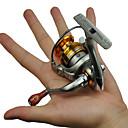رخيصةأون بكرات الصيد-Fishing Reels بكرة دوارة 5.2:1 نسبة أعداد التروس والاسنان+5 الكرة كراسى توجيه اليد قابلة تغيير الصيد البحري / الصيد العام / الصنارة وقارب صيد - DF-1500