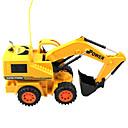 ieftine Mașini de control radio-RC Car Truggy / Excavator / Vehicul de Construcție 10 km/h KM / H Telecomandă / Reîncărcabil / Distracție Clasic