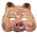 tanie Rekwizyty świąteczne-Maski na Halloween Świnka Motyw horroru Silikonowy Sztuk Dla dorosłych Prezent
