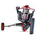billige Fiskesneller-Fiskesneller Spinne-hjul 4.9:1 Gear Forhold+11 Kulelager Hånd Orientering Byttbar Søfisking Agn Kasting Isfikeri Spinne Ferskvannsfiskere