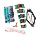 povoljno Raspberry Pi-pic k150 programer USB automatsko programiranje sa PLCC ic ispitivanje sjedala adapter kit za razvoj mikrokontrolera