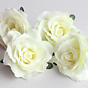 cheap Party Headpieces-Fabric Flowers Headpiece Wedding Party Elegant Classical Feminine Style
