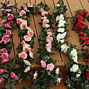 billige Kunstig Blomst-Kunstige blomster 1 Afdeling Brudebuketter Roser Bordblomst