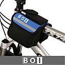 preiswerte Fahrradlenkertaschen-BOI 1.9 L Fahrradlenkertasche Wasserdicht, tragbar, Stoßfest Fahrradtasche Stoff / 600D Ripstop Tasche für das Rad Fahrradtasche Andere ähnliche Größen Phones Radsport / Fahhrad