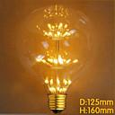 billige LED-lyspærer-over hele himmelen stjal g125led 3 w pære dekorative mote