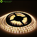 cheap LED Strip Lights-SENCART 5m Flexible LED Light Strips 300 LEDs 2835 SMD Warm White / White / Red Remote Control / RC / Cuttable / Dimmable 12 V / IP65 / Waterproof / Linkable / Suitable for Vehicles / Self-adhesive