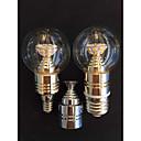preiswerte LED Glühbirnen-2700-3500 lm E14 E26/E27 LED Kerzen-Glühbirnen A50 25SMD Leds SMD 2835 Dekorativ Warmes Weiß Wechselstrom 110-130V Wechselstrom 100-240V