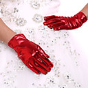 cheap Party Gloves-Spandex Wrist Length Glove Bridal Gloves Party/ Evening Gloves