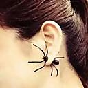 hesapli Yastık Kümeleri-Vidali Küpeler - Örümcekler, Hayvan Kişiselleştirilmiş, Punk Uyumluluk Günlük