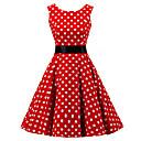 שמלות וחולצות אדומות לנשים