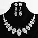 abordables Juegos de Joyería-Mujer Otros Conjunto de joyas Pendientes / Collare - Regular Para Boda / Fiesta / Ocasión especial