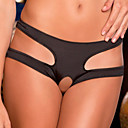 cheap Men's Slip-ons & Loafers-5 Colors M-6XL Micro Shorts Open Crotch Panties Cute Fashion Panties for Women 2015 New Plus Size Panties